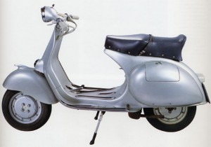 VESPA 150 GS I SERIE - VS1T (1955)