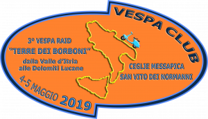 Patch Ovale vespaclub 2019_1